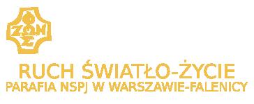 Ruch Światło - Życie w parafii NSPJ w Warszawie - Falenicy